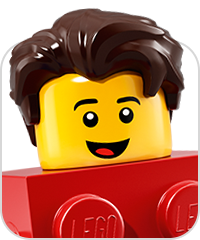 Over LEGO