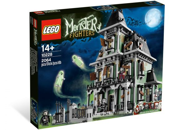 LEGO 10228 Haunted House