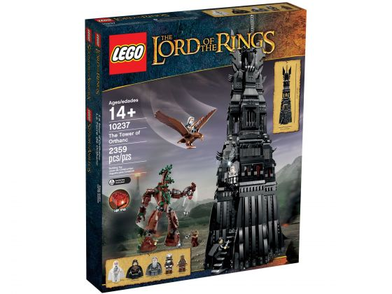 LEGO 10237 Tower of Orthanc