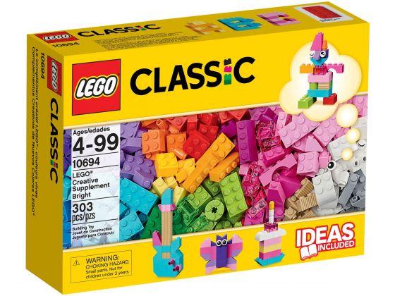 LEGO Classic 10694 Creatieve felgekleurde aanvulset