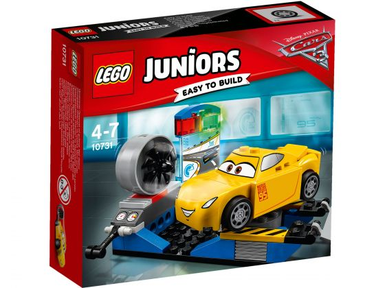 LEGO Juniors Cars 10731 Cruz Ramirez race-simulator