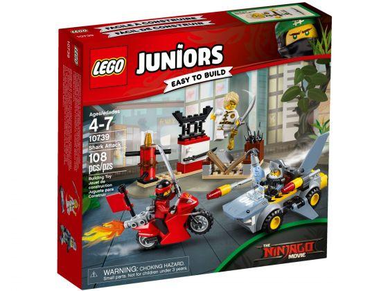 LEGO Juniors 10739 Haaienaanval