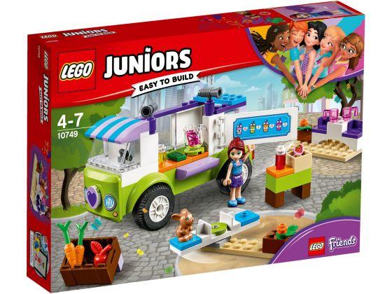 LEGO Juniors 10749 Mia's organische voeldselmarkt