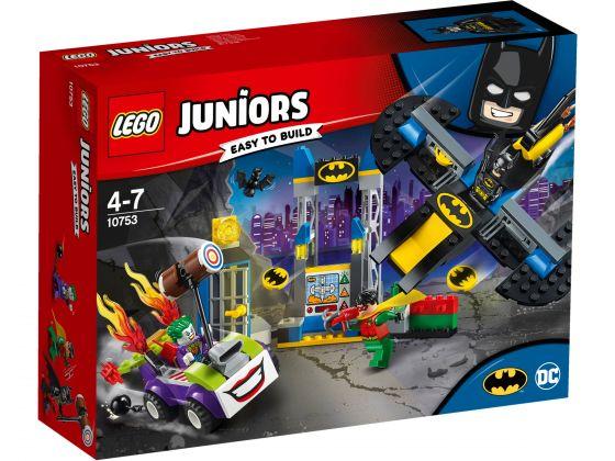 LEGO Juniors 10753 Joker Batcave aanval