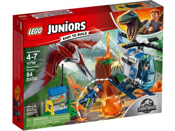 LEGO Juniors 10756 Ontsnappen aan de Pteranodon