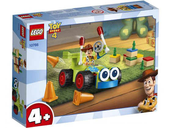 LEGO Disney 10766 Woody & RC