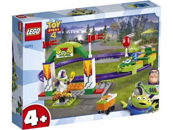 LEGO Disney 10771 Kermis achtbaan