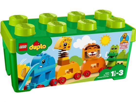 LEGO Duplo 10863 Opbergdoos Mijn eerste dier