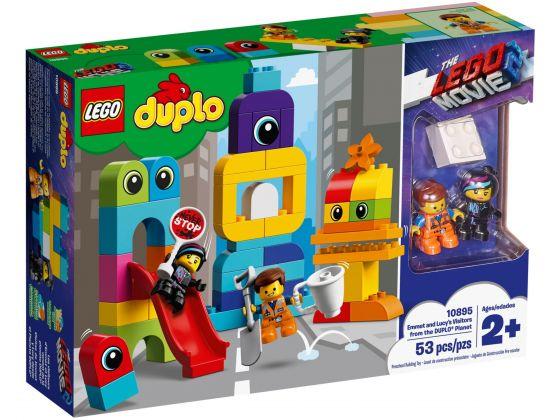 LEGO Duplo 10895 Emmet en Lucy van de DUPLO Planeet