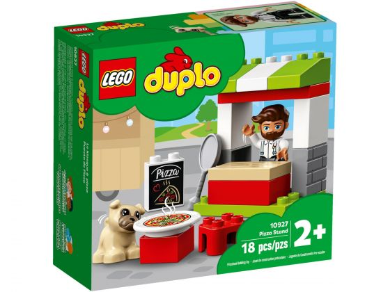 LEGO Duplo 10927 Pizza-kraam