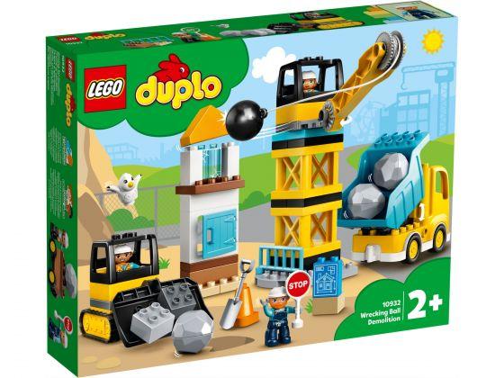 LEGO Duplo 10932 Sloopkogel Afbraakwerken