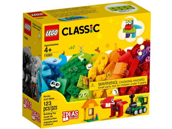 LEGO Classic 11001 Stenen en idee'n