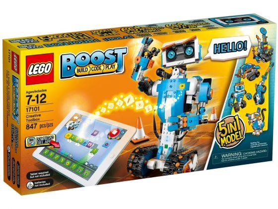 LEGO BOOST 17101 Creatieve Gereedschapskist
