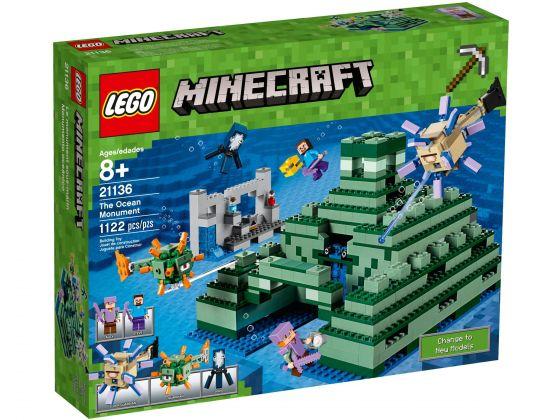 LEGO Minecraft 21136 Het Oceaanmonument