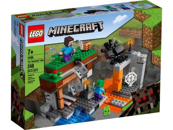 """LEGO Minecraft 21166 De """"verlaten"""" mijn"""
