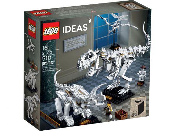 LEGO Ideas 21320 Dinosaurus fossielen