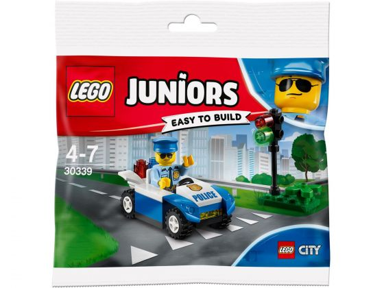 LEGO Juniors 30339 Verkeerslicht controle