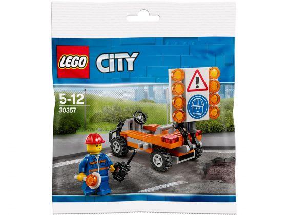 LEGO City 30357 Wegenbouwer
