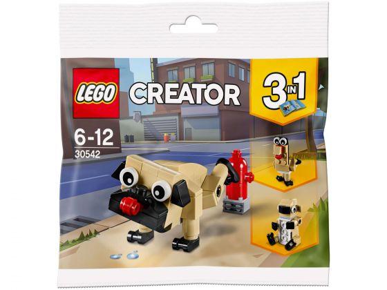LEGO Creator 30542 Schattige Mopshond
