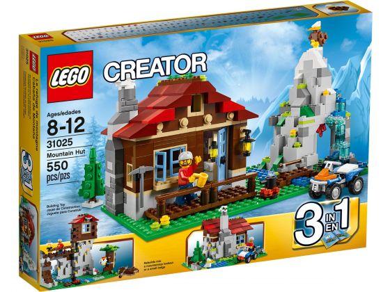 LEGO Creator 31025 Berghut