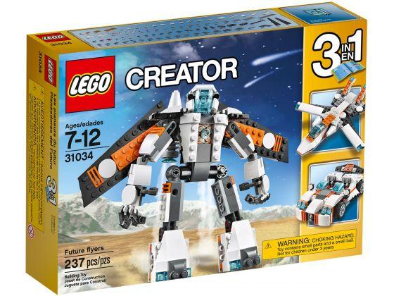 LEGO Creator 31034 Ruimte Robot