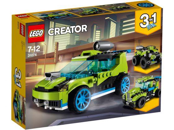 LEGO Creator 31074 Raket Rallyauto
