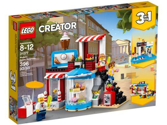 LEGO Creator 31077 Modulaire zoete traktaties