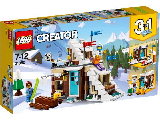 LEGO Creator 31080 Modulaire wintervakantie