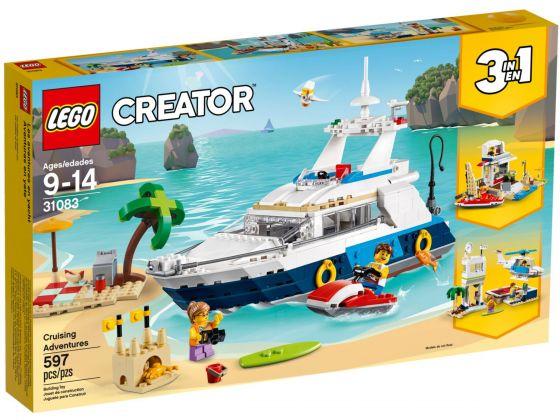 LEGO Creator 31083 Cruise Avonturen