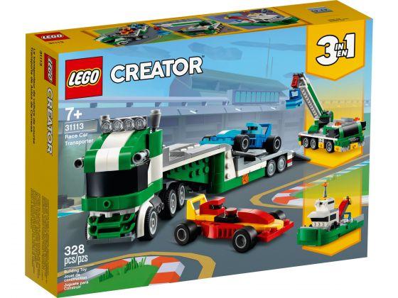 LEGO Creator 31113 Racewagen transportvoertuig