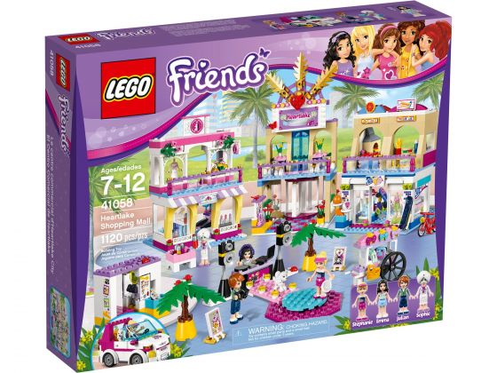 LEGO Friends 41058 Heartlake Winkelcentrum