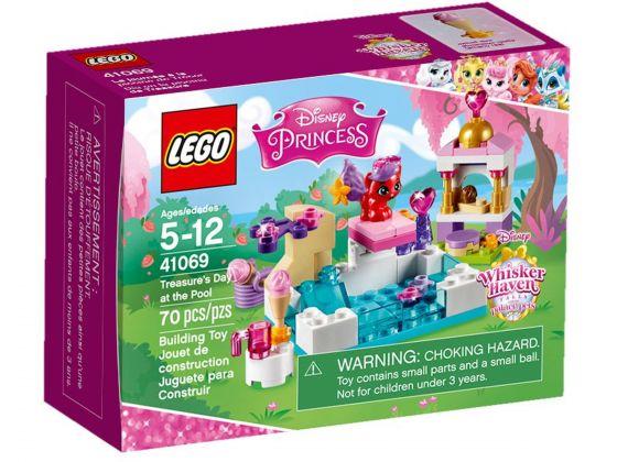 LEGO Disney Princess 41069 Een dag bij het zwembad met Treasure