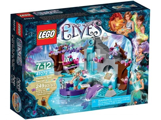 LEGO Elves 41072 Naida's waterparadijs