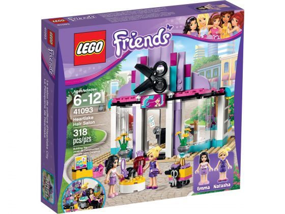 LEGO Friends 41093 Heartlake Kapsalon