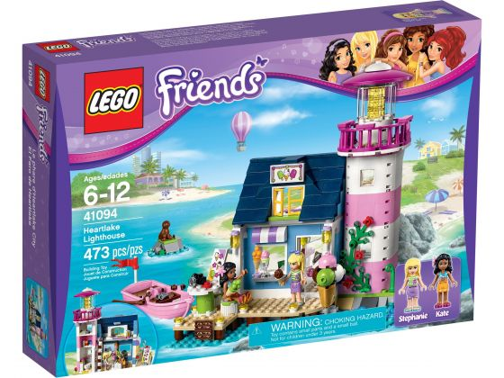 LEGO Friends 41094 Heartlake Vuurtoren