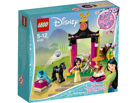 LEGO Disney Princess 41151 Mulan's trainingsdag