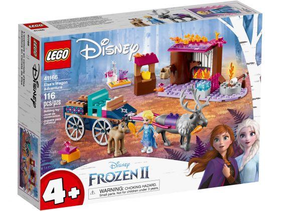 LEGO Disney Frozen 41166 Elsa's koetsavontuur