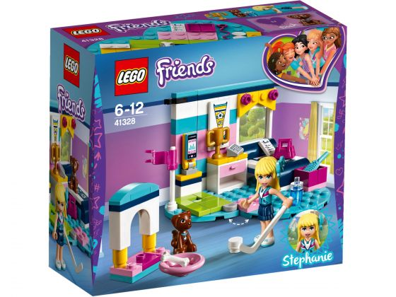 LEGO Friends 41328 Stephanie's slaapkamer