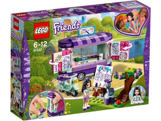 LEGO Friends 41332 Emma's kunstkraam
