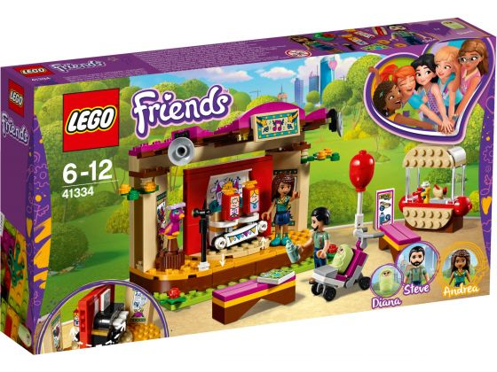 LEGO 41334 Andrea's Parkoptreden