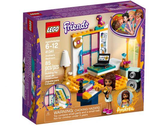 LEGO Friends 41341 Andrea's slaapkamer