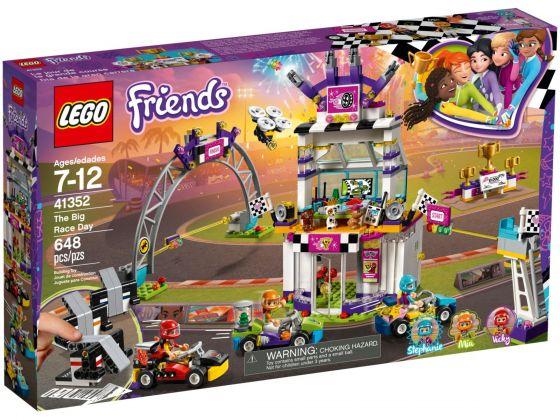 LEGO Friends 41352 De grote racedag