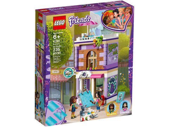 LEGO Friends 41365 Emma's kunstatelier