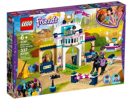 LEGO Friends 41367 Stephanie's paardenconcours