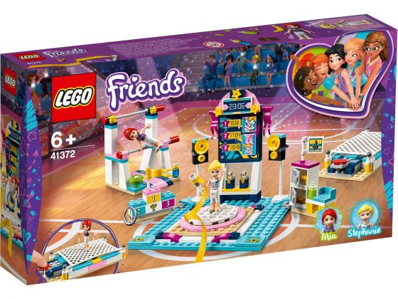 LEGO Friends 41372 Stephanie's turnshow