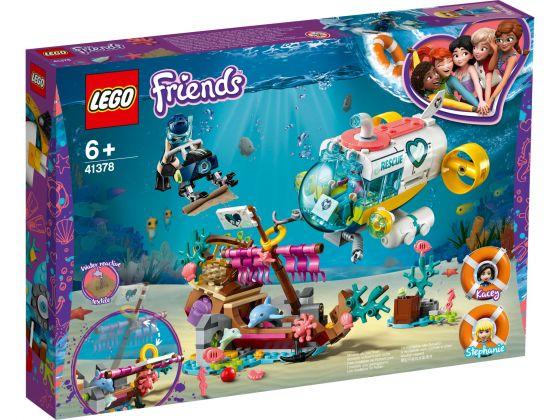 LEGO Friends 41378 Dolfijnen reddingsactie