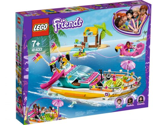LEGO Friends 41433 Feestboot