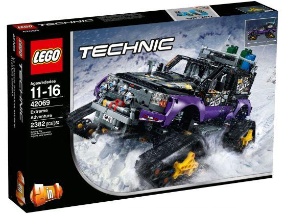 LEGO Technic 42069 Extreem Avontuur