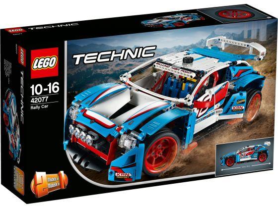 LEGO Technic 42077 Rallyauto