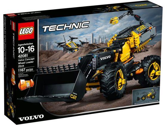 LEGO Technic 42081 Volvo ZEUX